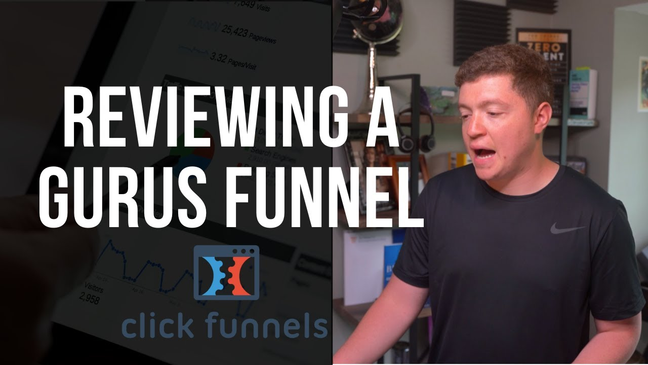Why Are All Click Funnels Pages The Same? Guru Millionaire Secrets