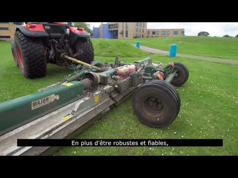 Major MJ71-600 Cropper Grounds Maintenance Solycia