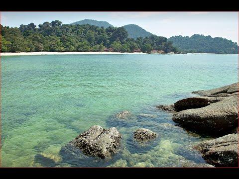 Visiting Pangkor Island, Island in Malaysia