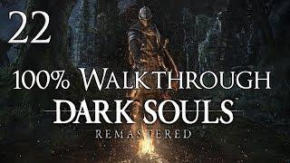Dark Souls Remastered - Walkthrough Part 22: New Londo Ruins + Four Kings