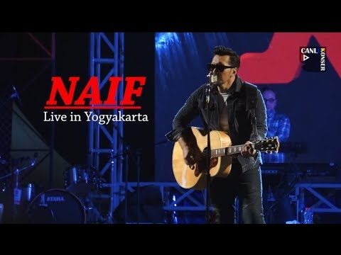 NAIF - Nyali & Karena Kamu Cuma Satu Live