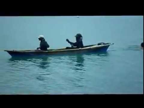 Kisiwa cha Bongoyo(bongoyo island)- kuendesha boat (boat cruising)
