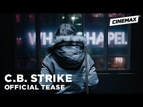 C.B. Strike | Official Tease 2 | Cinemax