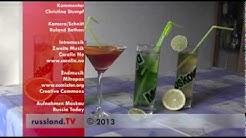Fünf einfache Wodkacocktails