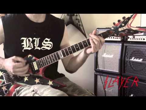 Slayer - Jihad Guitar Cover