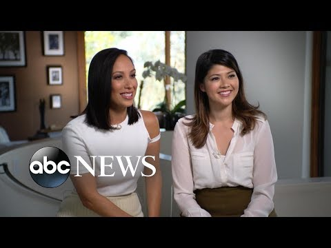 Former 'DWTS' pro Cheryl Burke reunites with her longlost sister