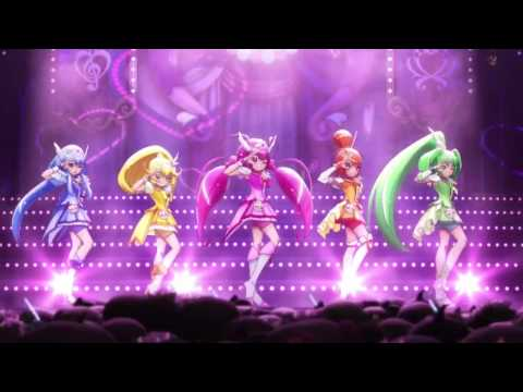 Pretty Cure All Stars New Stage Ending SUB ITA