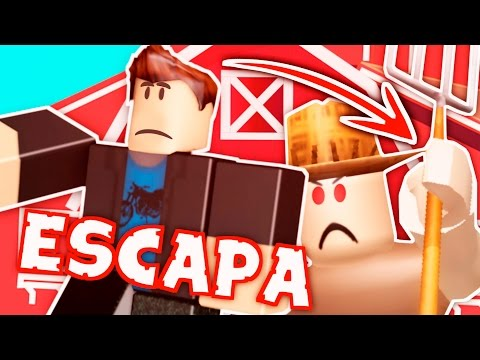 Escapa De Sel Obby Roblox Con Sel Y Elyas Download Youtube Escapa Del Granjero Malvado Roblox En Espanol Youtube