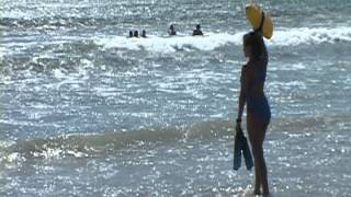 Los Angeles City Open Water Lifeguard Training