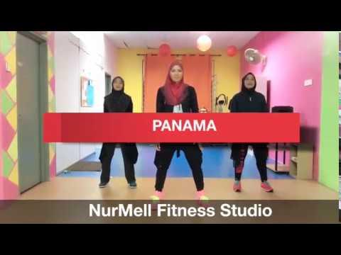 Viral Step!! Zumba Panama with Zin Nurul