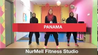 Viral Step!! Zumba Panama with Zin Nurul