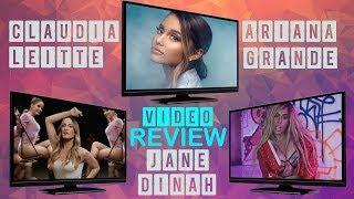 Baixar REVIEW (3x) || Ariana Grande - Breathin || Claudia Leitte - Balancinho || Dinah Jane - Bottled Up