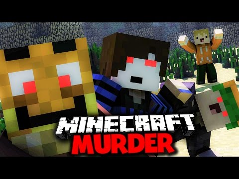 DIE MIT ABSTAND GEILSTE FOLGE MURDER ! ✪ Minecraft MURDER