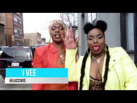 Image result for Lucci Vee, Queen Envi - Hi Bich (remix) BTS