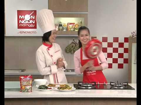Hướng Dẫn Nấu Ăn Cách Nấu Món Ốc Xào Chuối Xanh – Món Ngon Mỗi Ngày HTV7
