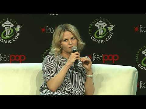 Jennifer Morrison  Emerald City Comic Con 2018