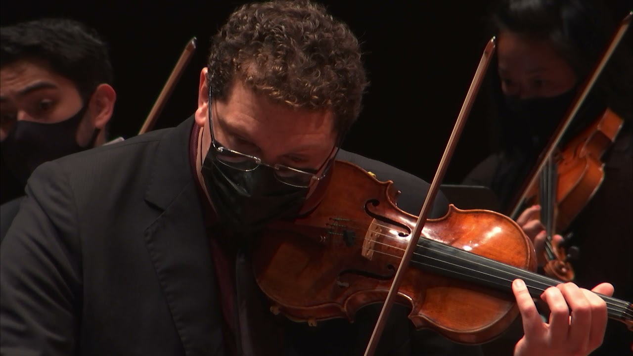 Mendelssohn: Violin Concerto / Noah Geller & Seattle Symphony
