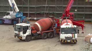 E13東北中央自動車道(東根〜尾花沢) 宮所構造物工事 3