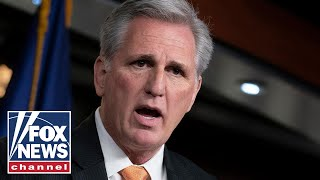 McCarthy blasts House Dems' agenda: We're better than this