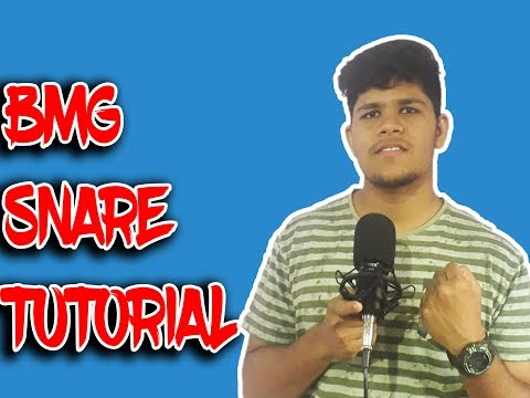 How to beatbox in Hindi BMG Snare