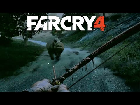 Far Cry 4 - El Hombre Sin Pene y El Rinoceronte Asesino