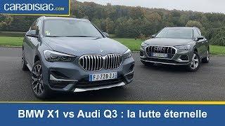 Comparatif - BMW X1 vs Audi Q3 : à nouveau sur le ring