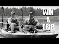 Kayak Bass Fishing | SUBSCRIBER FISHING TRIP GIVEAWAY
