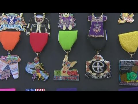 Jennie James - How Fiesta Medals Are Made
