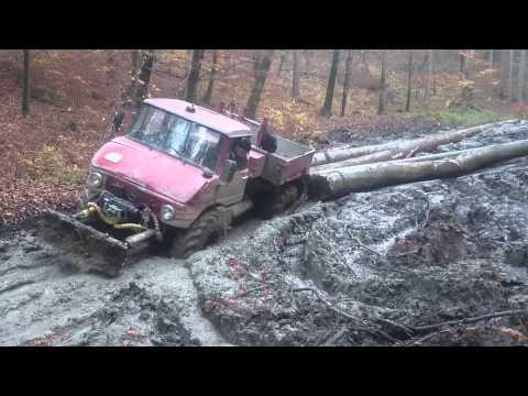 Mercedes unimog Lubo 4