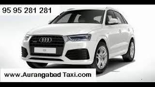 Audi car on rent in Aurangabad call 95 95 281 281