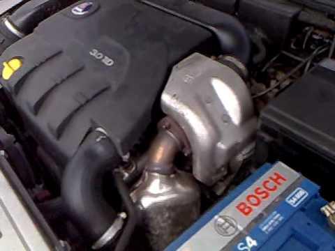 saab 9 5 3 0 tid engine youtube rh youtube com Saab 2.3 Turbo Engine Breakdown 2002 Saab 9 5 Vacuum Diagram