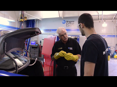 #myNCstory ~ Niagara College Motive Power: Putting students in the driver's seat