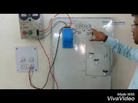 eWAS Sense2R AC Connection Video - YouTube