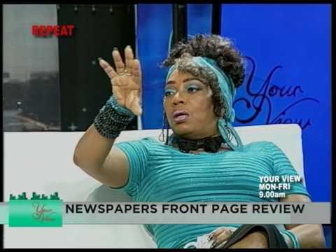 Your View 6th June 2017 | Lagos ban Oshodi Transport Unionism