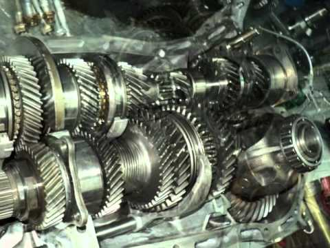 Subaru Forester 2 0 Transmission Rebuild Youtube