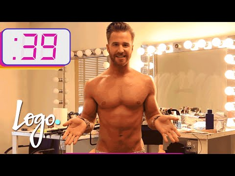 Meet The Dancers: Locky | 'Gay For Play' Game Show Starring RuPaul | Logo