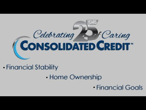 To mark Consolidated Credit's 25th anniversary they have released a video that follows the history of their financial education and they look at how education & outreach has evolved over the years. The journey starts with print publications that were a staple of financial education; then it moves into new educational tools such as infographics, videos, interactive courses and on-demand webinars. Consolidated Credit is proud to say they have helped 6.5 million consumers over the years.