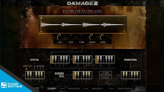 Damage 2 by Heavyocity | Loop Designer Tutorial Review of Key Features