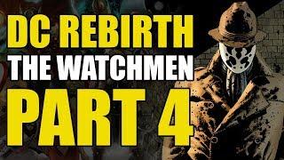The Origin of Rorschach (Watchmen Part 4)