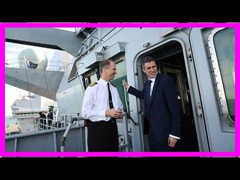 Daily News - Defense Minister gavin williamson ditch defense cuts