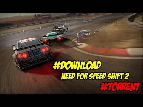 Download Need for speed Shift 2 [HD] (TORRENT)