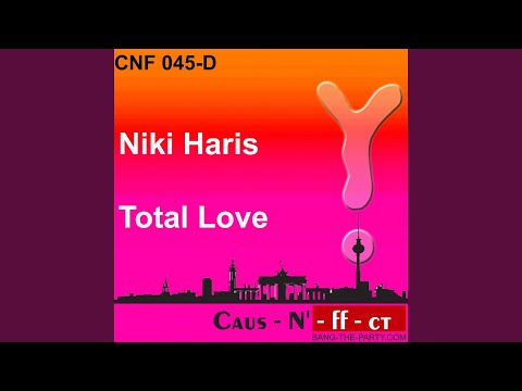 Total Love (Jean Claude Ades Cyber Gypsy Halbplayback)