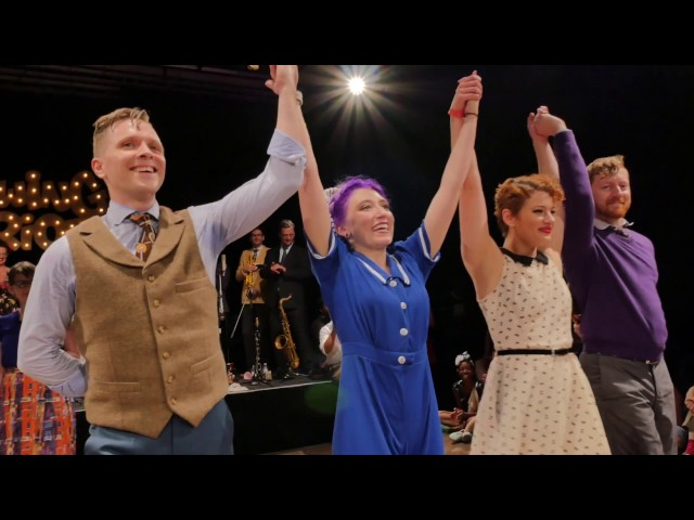 Montreal Swing Riot 2016 - Lindy Hop Battle Finals