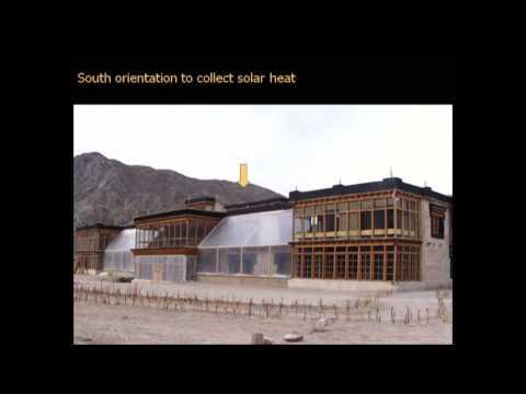 Sonam Wangchuk on learning environments at TERRA Talks