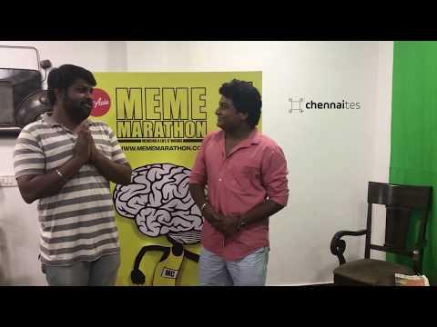 Madras Central Gopi and Sudhakar | Meme Marathon