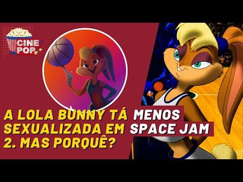 Diretor fala sobre Space Jam 2, a controvérsia sobre a dessexualização da Lola Bunny e mais!