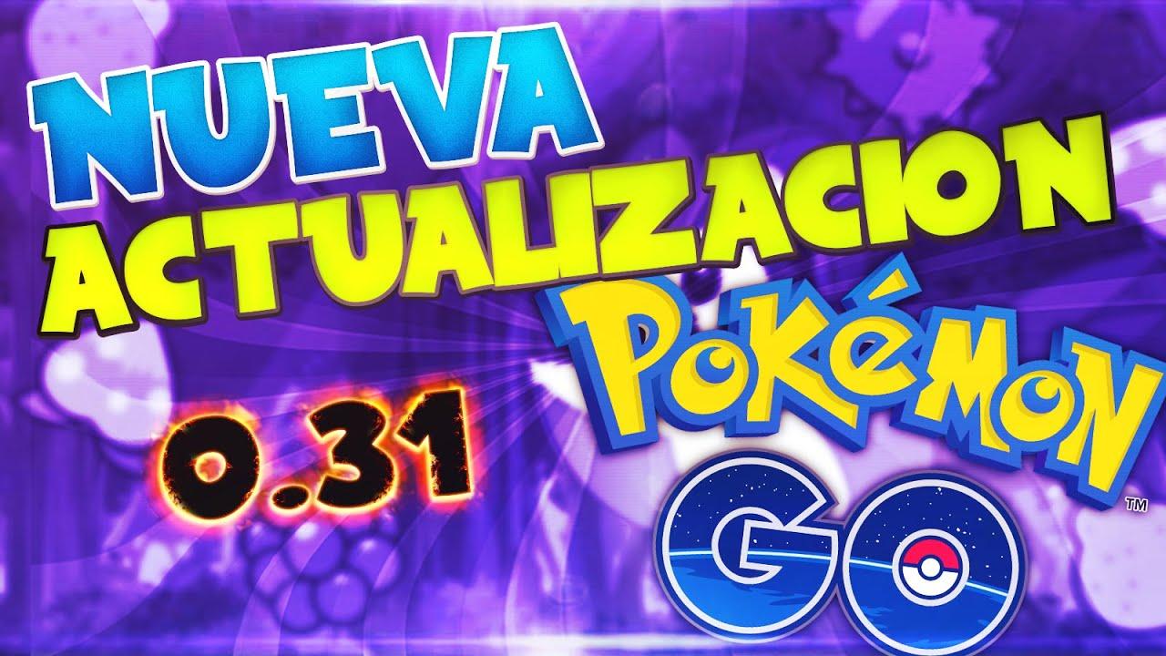 Pokemon Go 0.31