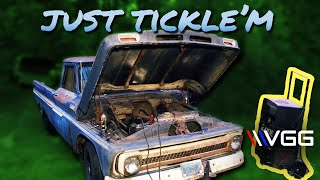 ABANDONED Chevy C10 First Start In 30 Years - Vice Grip Garage EP37