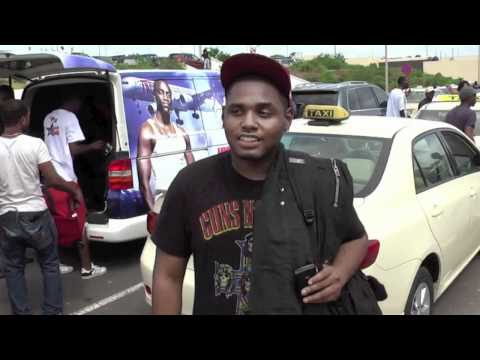 "Damilleo Stacks ""Preview"" Performance in Cape Verde"