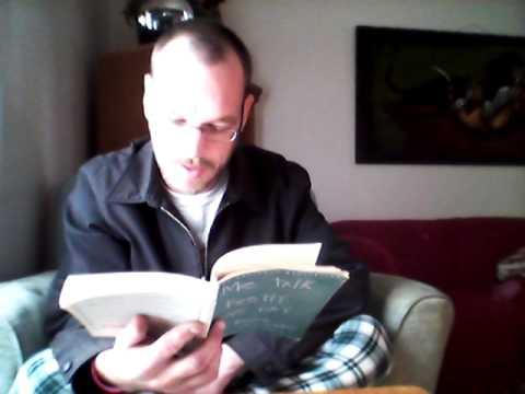 "Reading ""Me Talk Pretty One Day"" by David Sedaris"